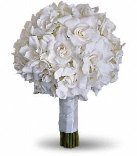 Fragrant Gardenia Bouquet