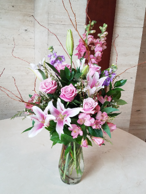 Fragrant Love Bouquet Belle Fleurs Collection  in Charlotte, NC | FLOWERS PLUS