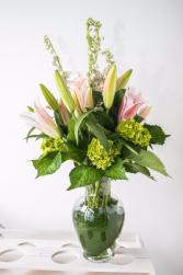 SPECIAL Fragrant Oriental Lilies Custom Design of your choosing