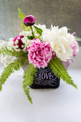 Fragrant Peonies Custom