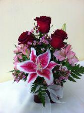 Fragrant Rose Bouquet