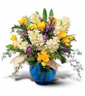 Fragrant Spring Ivy Bowl HF582