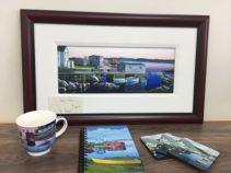 Framed artwork by Ed Roche Gift items