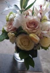 Fragrant Garden Vase Arrangement