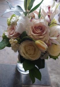 Fragrant Garden Vase Arrangement in Toronto, ON | BOTANY FLORAL STUDIO