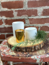 Frasier Fir Candle, Ceramic