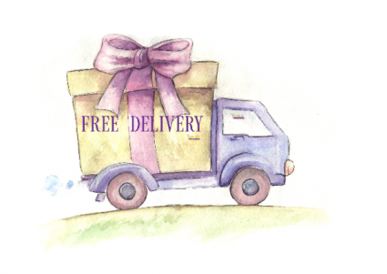 FREE DELIVERY CITY WIDE ONLY FOR ONLINE ORDERS