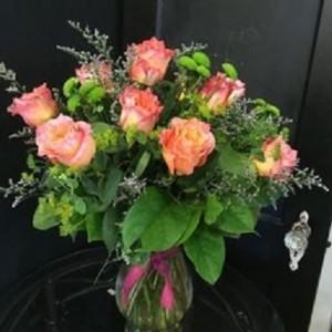 Free Spirit dozen roses