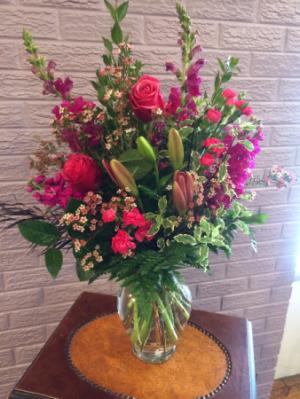 Free Spirit Fushia   in Greeley, CO | ERICKSON'S FLOWERS