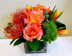 Free Spirit table Flowers Rosh Hashanah