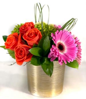 Free Spirit Vase Arrangement in Prescott, AZ   PRESCOTT FLOWER SHOP