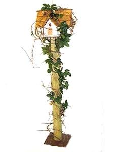 Birdhouse Design Freestanding [HF1-01]