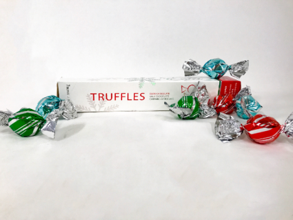 Free Truffles on Christmas Arrangements Over $75