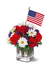 Freedom Bouquet by Teleflora
