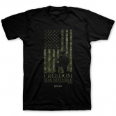 Freedom Is Not Free Adult T-shirt