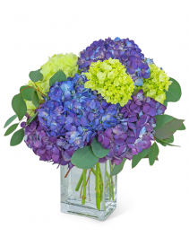 French Country Home Flower Arrangement