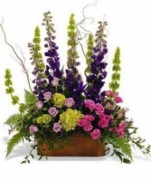 FRENCH COUNTRYSIDE Sympathy Basket