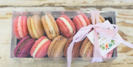 French Macron  Add-on Sweets