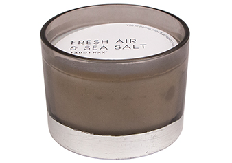 Fresh Air & Sea Salt 3- Wick Gilt Candle