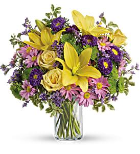 Fresh and Fabulous - 041 Vase Arrangement