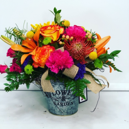 Fresh and Vibrant  Arrangement