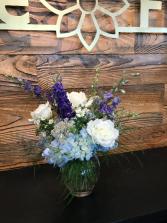 fresh arrangement