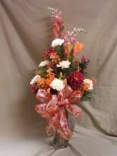 Fresh Mixed Vase Arrangement