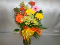 FRESH AS A DAISY FLORAL ARRANGEMENT