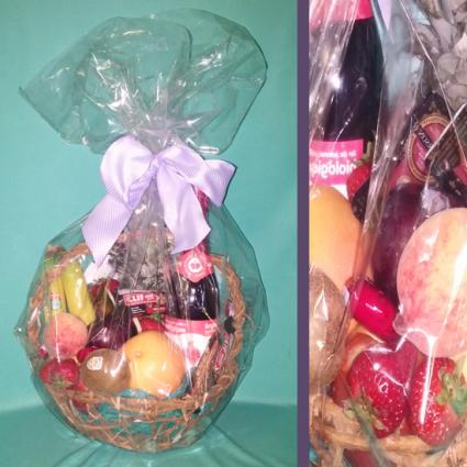 Fresh & Bountiful Gift Basket