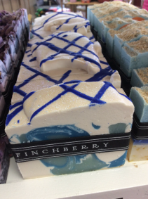 Fresh & Clean Finchberry Soap