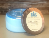 Fresh Cotton Soy Candle