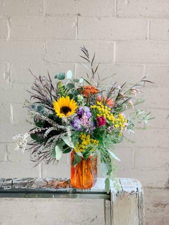 Fresh Daily Special Fall Fresh Flower Special