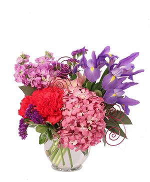 Fresh Fairytale Floral Design in Naugatuck, CT | TERRI'S FLOWER SHOP