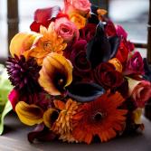Fresh Fall Bouquet  Handtied Bouquet