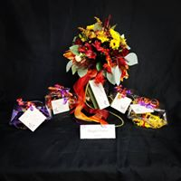 Fresh Fall Wedding  Wedding Bouquet, Hand tied