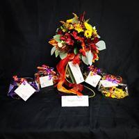 Fresh Fall Wedding  Wedding Bouquet, Hand tied