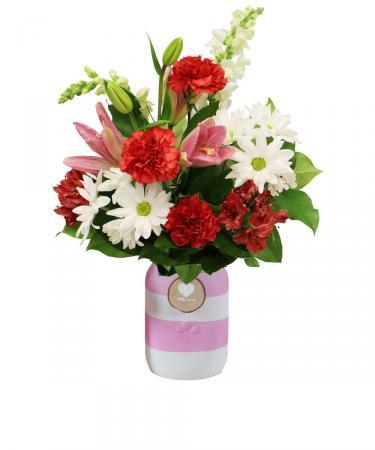 Amor Fresh Flower Vase