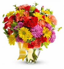 Fresh Flowers Bouquet Delivery