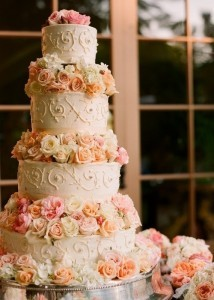Fresh Flowers Cake Decorating In Cape Coral Fl Enchanted