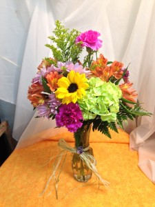 Fresh From The Garden Bestseller in Copperas Cove, TX | MICHELE'S FLORAL & GIFTS