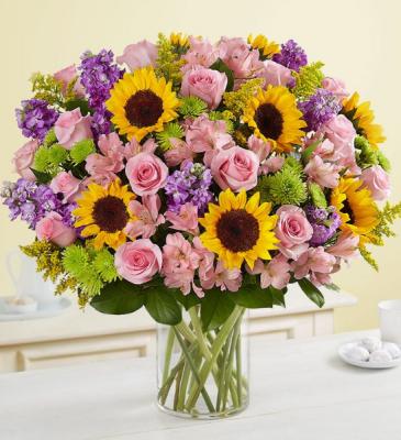 Fresh Garden Bouquet