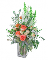 Fresh Honeycrisp Flower Arrangement