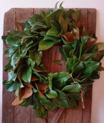 Fresh Magnolia Wreath Wreath