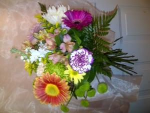 Fresh Mix  Bouquet bouquet in Mitchell, ON | FLORAL TREASURES