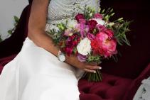 Fresh Picked Summer  Bridal Bouquet