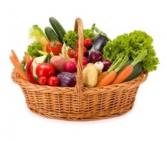 Get Well - Fresh Produce - Veggie Basket