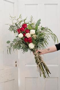 Fresh Rose Bouquet
