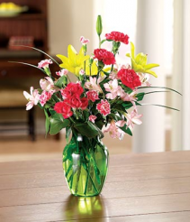 Fresh Spring Bouquet easter