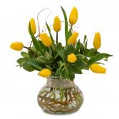 Freshly Squeezed Vase