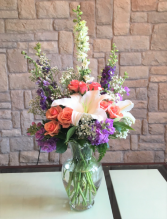 DELICATE DAZZLER CUSTOM ARRANGEMENT